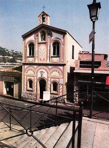 Cappella di Saint Pierre