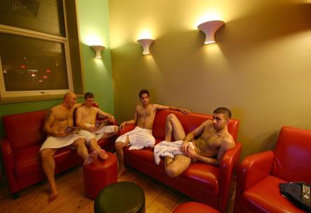 Sauna gay milano foto