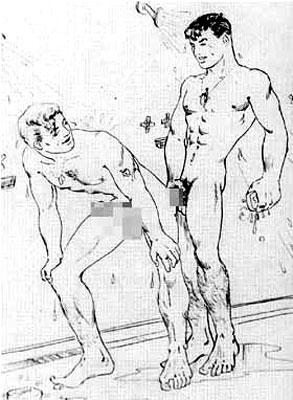 fantasie omosessuali maschili Bergamo