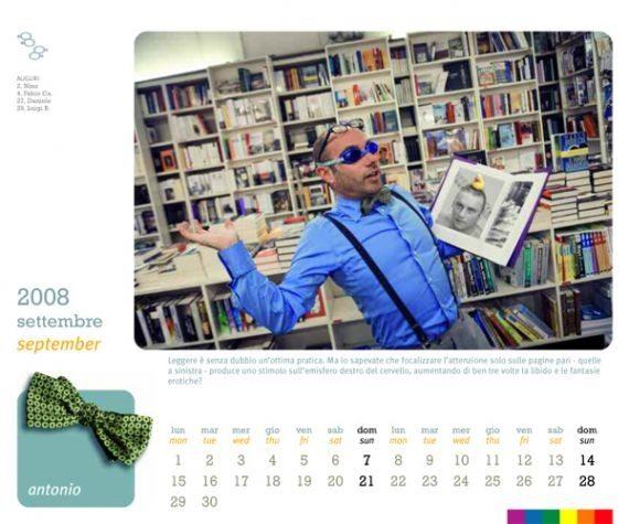 Calendari 2008: Il Gruppo Pesce