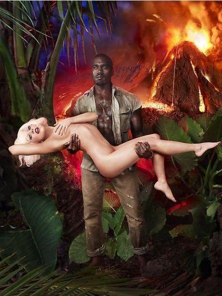 Lady Gaga, la nuova musa di David La Chapelle