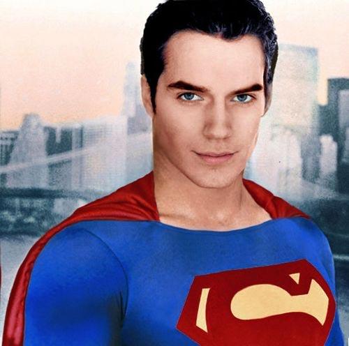 Il nuovo Superman è Henry Cavill