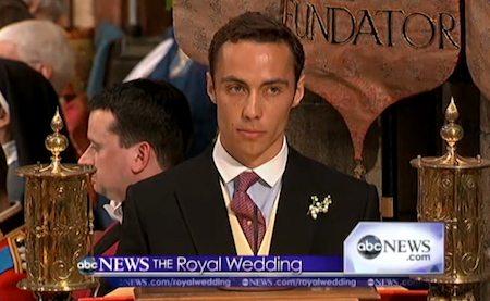 Quella passione del fratello di Kate. E' lui la vera Pippa?