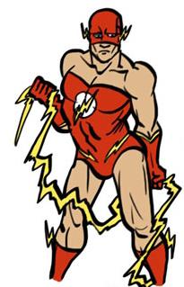 I Super Eroi dei fumetti sexy come non li avete mai visti