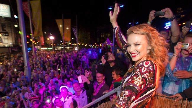 Kylie Minogue guest star del Mardi Gras di Sydney