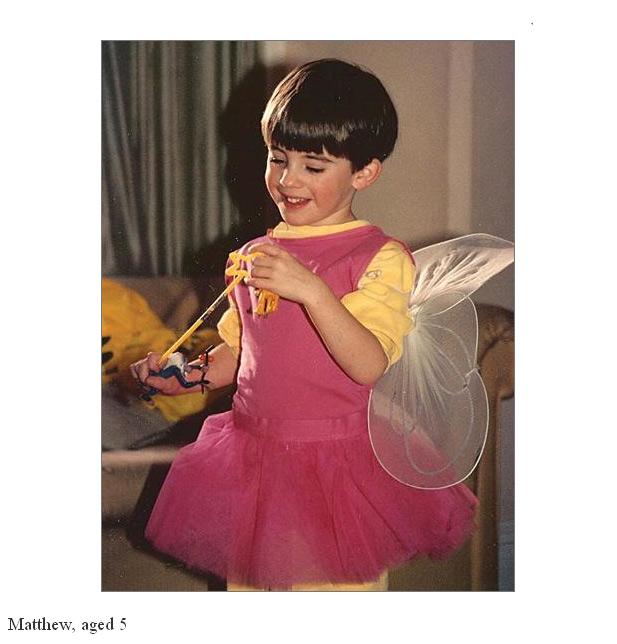 Born This Way: ecco com'erano da piccoli i gay di oggi