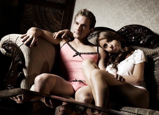 La lingerie è roba da donne? La collezione uomo di Homme Mystere