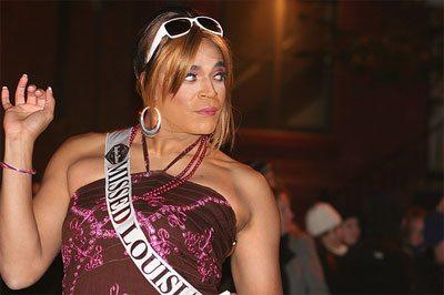La maratona della Drag Queen