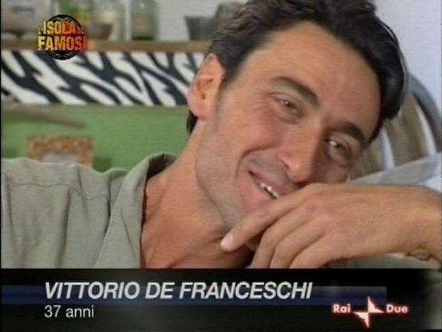 Isola dei famosi 2007 - Vittorio