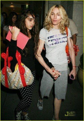 Madonna che mostro!