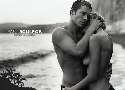 Sanremo 2009 - Paul Sculfor
