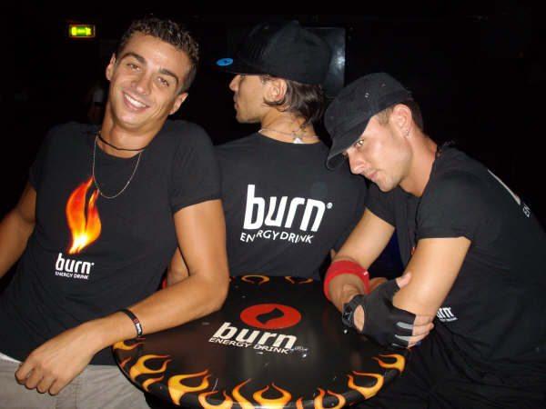 Tour Burn Estate 08 - Classic Club