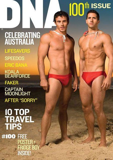 DNA - omaggio Australia