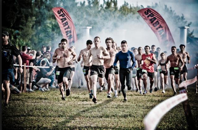 Spartan Race: la gara più dura e hot che esista