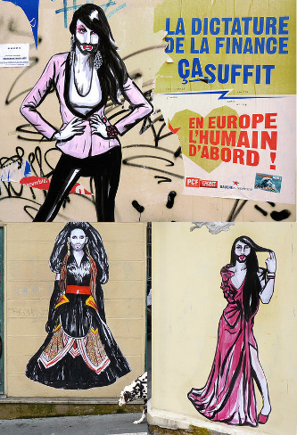 conchita graffiti