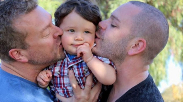 Gay Dad Swag, il social network per padri gay
