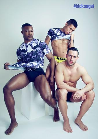 Sagat chiama a raccolta il meglio per la sua collezione underwear