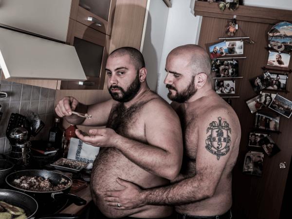 Chef de sex kitchen sex fest with luna rival deepthroating - 1 part 8