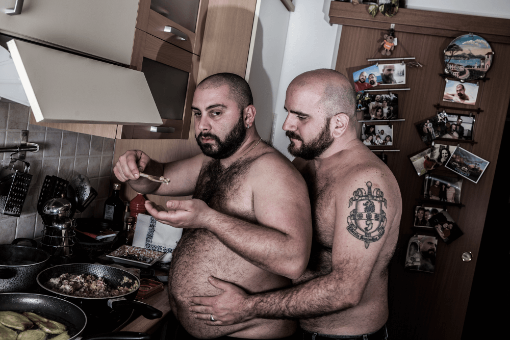Cooking with the Bears: sotto l\