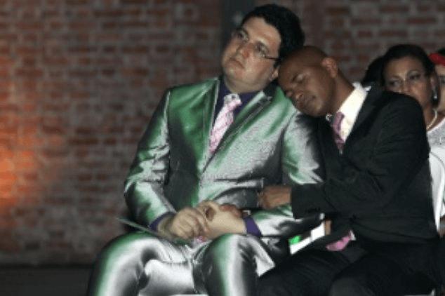 il più grande matrimonio gay: in Brasile 160 coppie