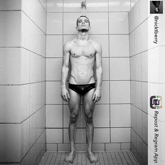 shower challenge hiv