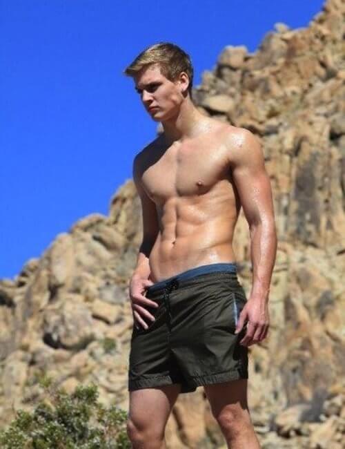 Glee 6: Marshall Williams è il nuovo (bellissimo) personaggio gay