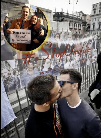 kiss me day a Napoli