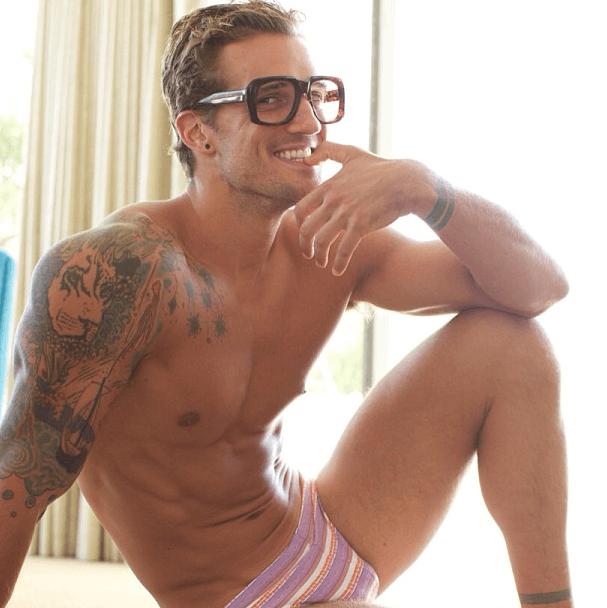 Parker Hurley in 10 foto. Ecco chi è il modello più sexy del 2014