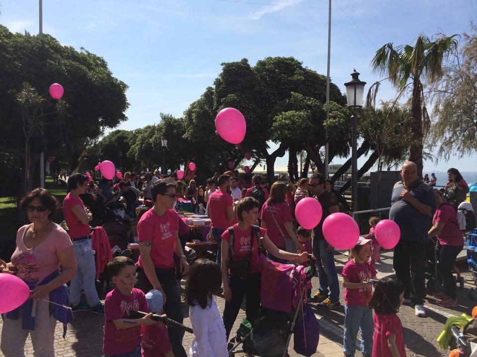 Famiglie Arcobaleno: a Salerno la Festa delle famiglie. Le immagini