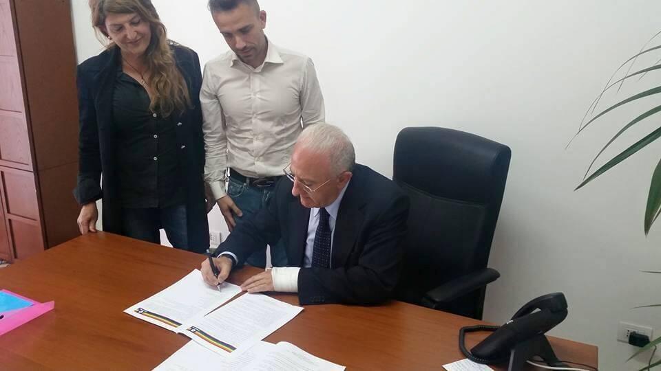Campania: tutti i candidati firmano la piattaforma LGBT