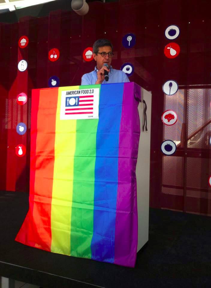 Il padiglione Usa a Expo celebra l\