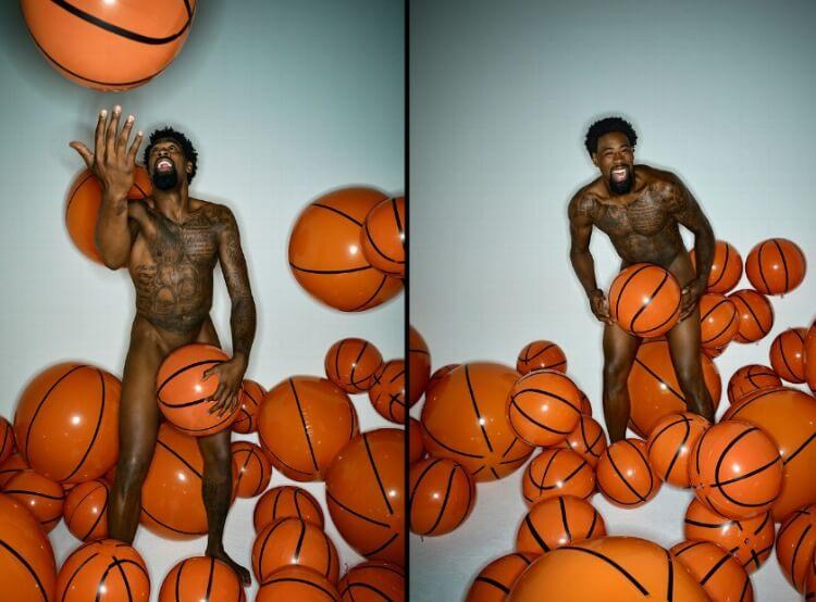 Gallery: gli atleti nudi per il nuovo numero di ESPN
