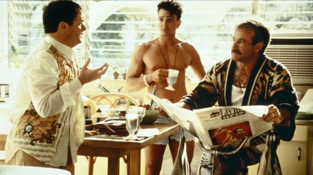 Robin Williams, lo ricordiamo così: i ruoli Lgbt più famosi