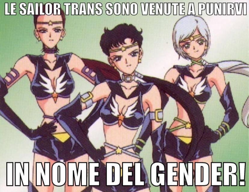 Tutta colpa del gender...