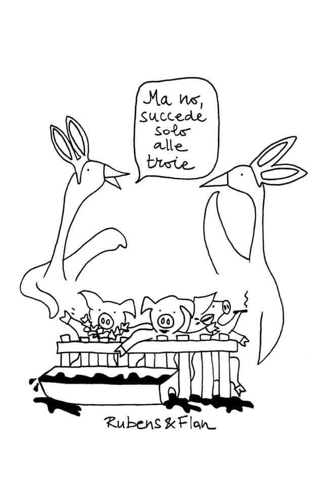 I Conigli Bianchi contro lo stigma sull\