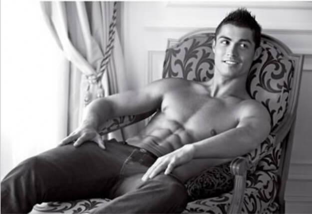 50 Sfumature di... Cristiano Ronaldo. Il calciatore presto al cinema