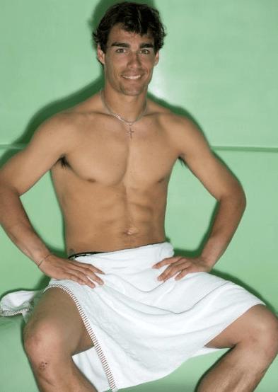 Ecco Fabio Fognini hot, fidanzato di Flavia Pennetta