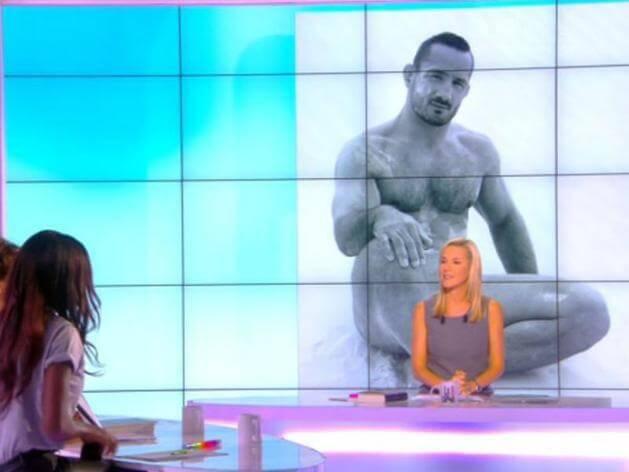 Il judoka Sylvain Potard mostra in video le sue grandi doti