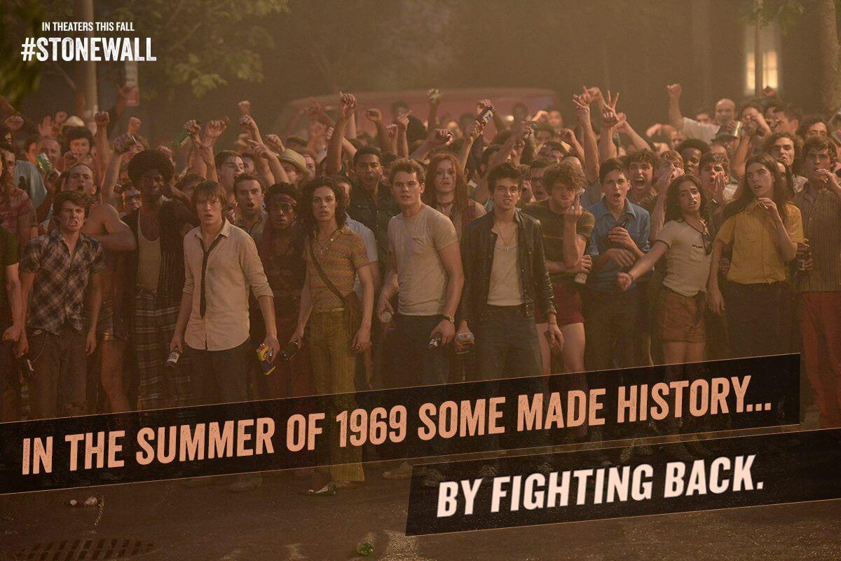 Esce negli Usa il controverso Stonewall di Emmerich