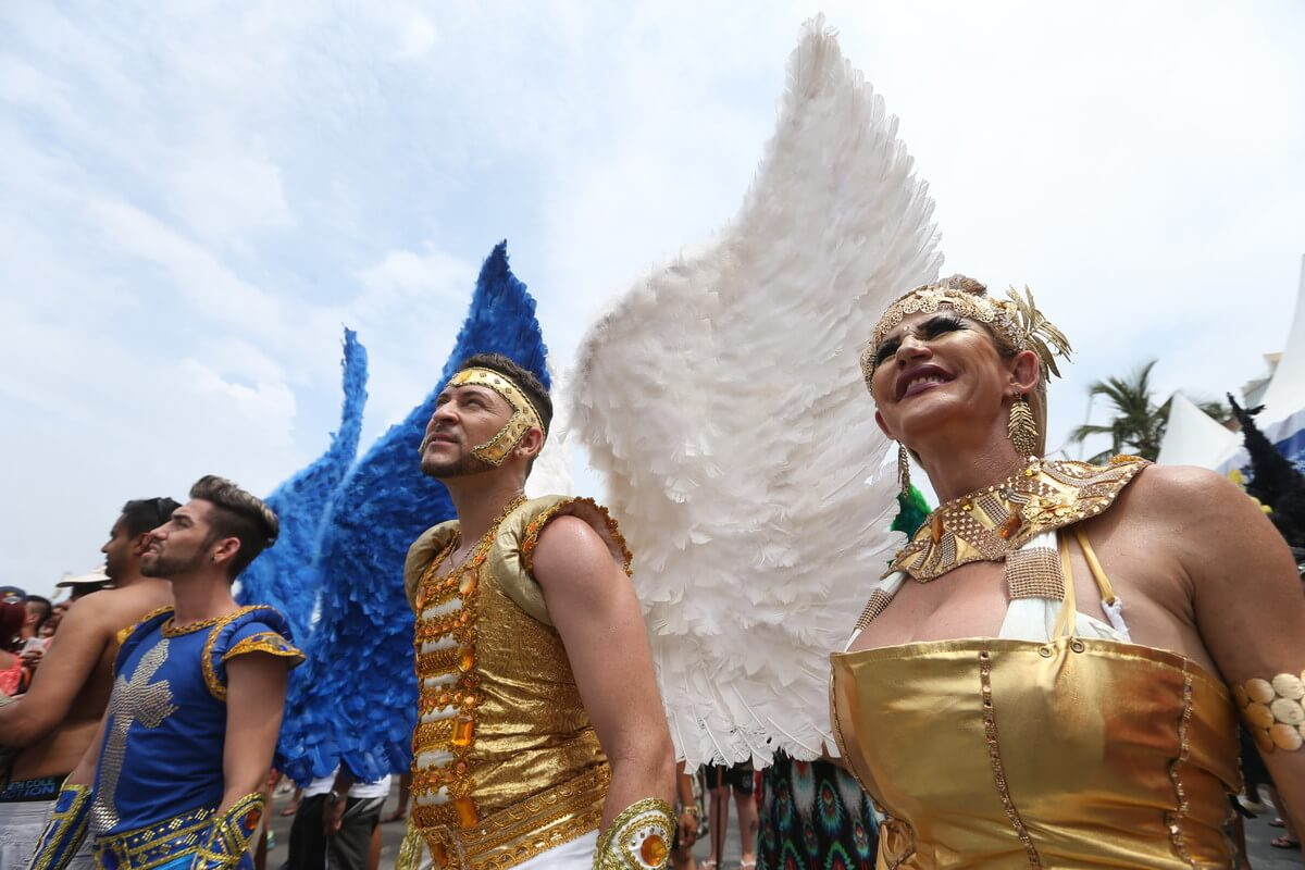 Gay Pride a Rio de Janeiro: la gallery