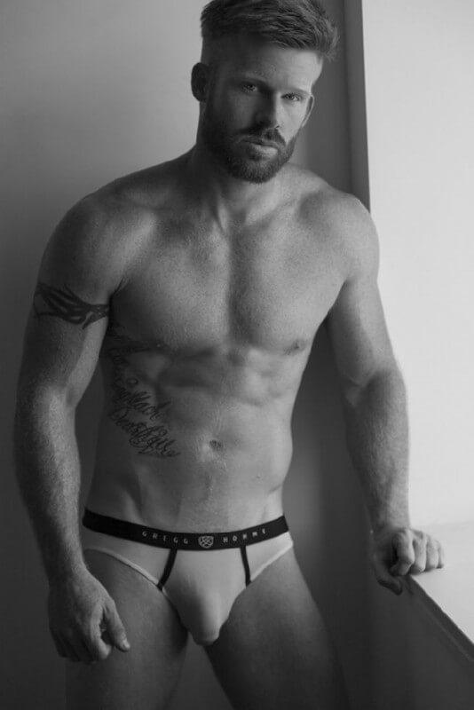 Ryan_White_ginger_bear_abs_bulge_cock