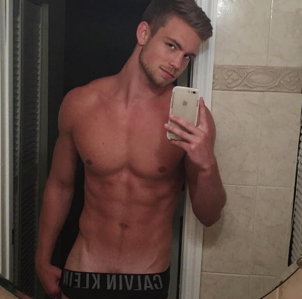 dustin_mcneer_americas_next_top_model_calvin_klein_black