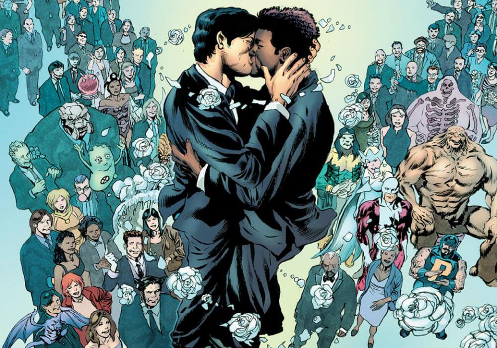 Il coming out di Iceman e gli altri celebri del mondo dei fumetti