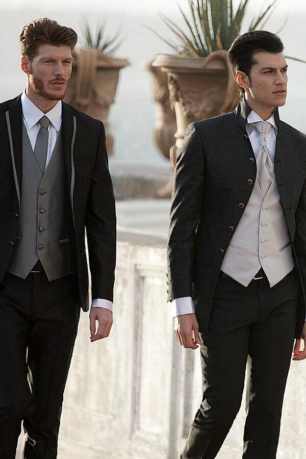 Vestito matrimonio gay