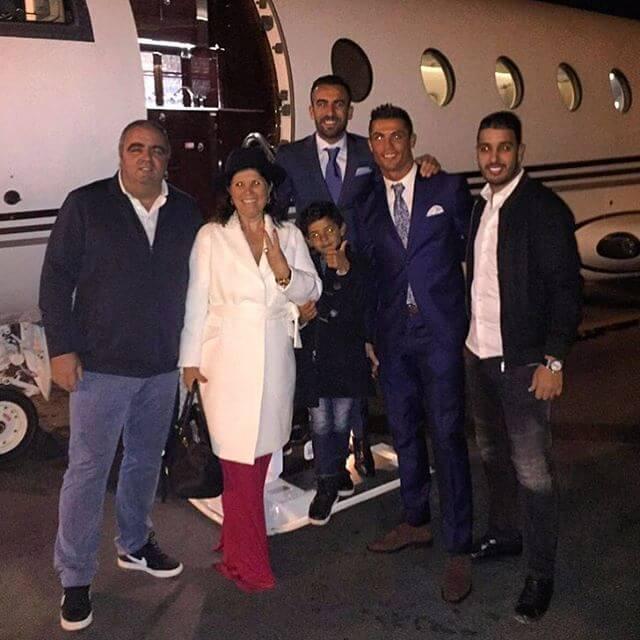 Cristiano Ronaldo e l\