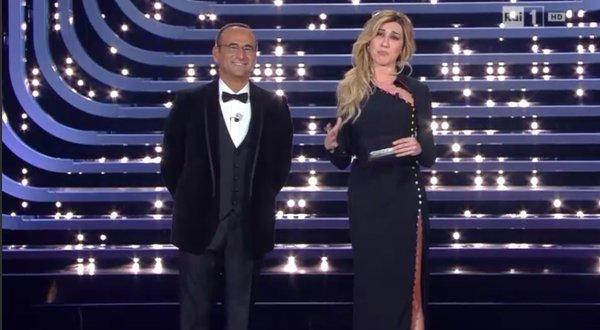 #Sanremo2016: vincono gli Stadio, 2a Michielin, terzi Caccamo/Iurato