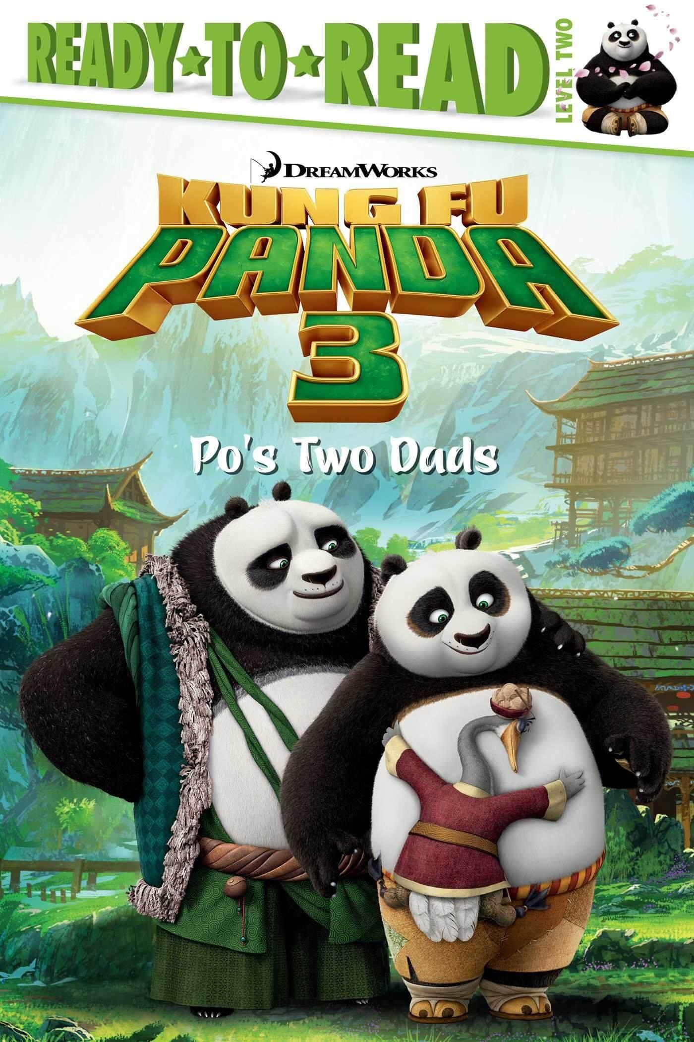 Al cinema Kung Fu Panda 3 con Po figlio di due papà