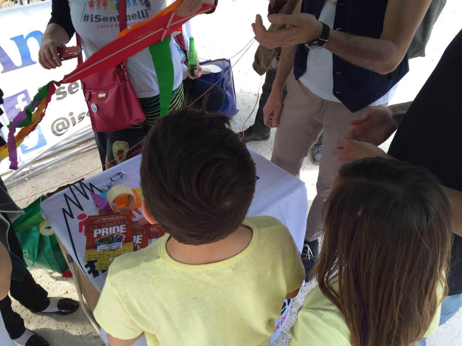 Festa delle Famiglie Arcobaleno a Milano: ecco foto e video!