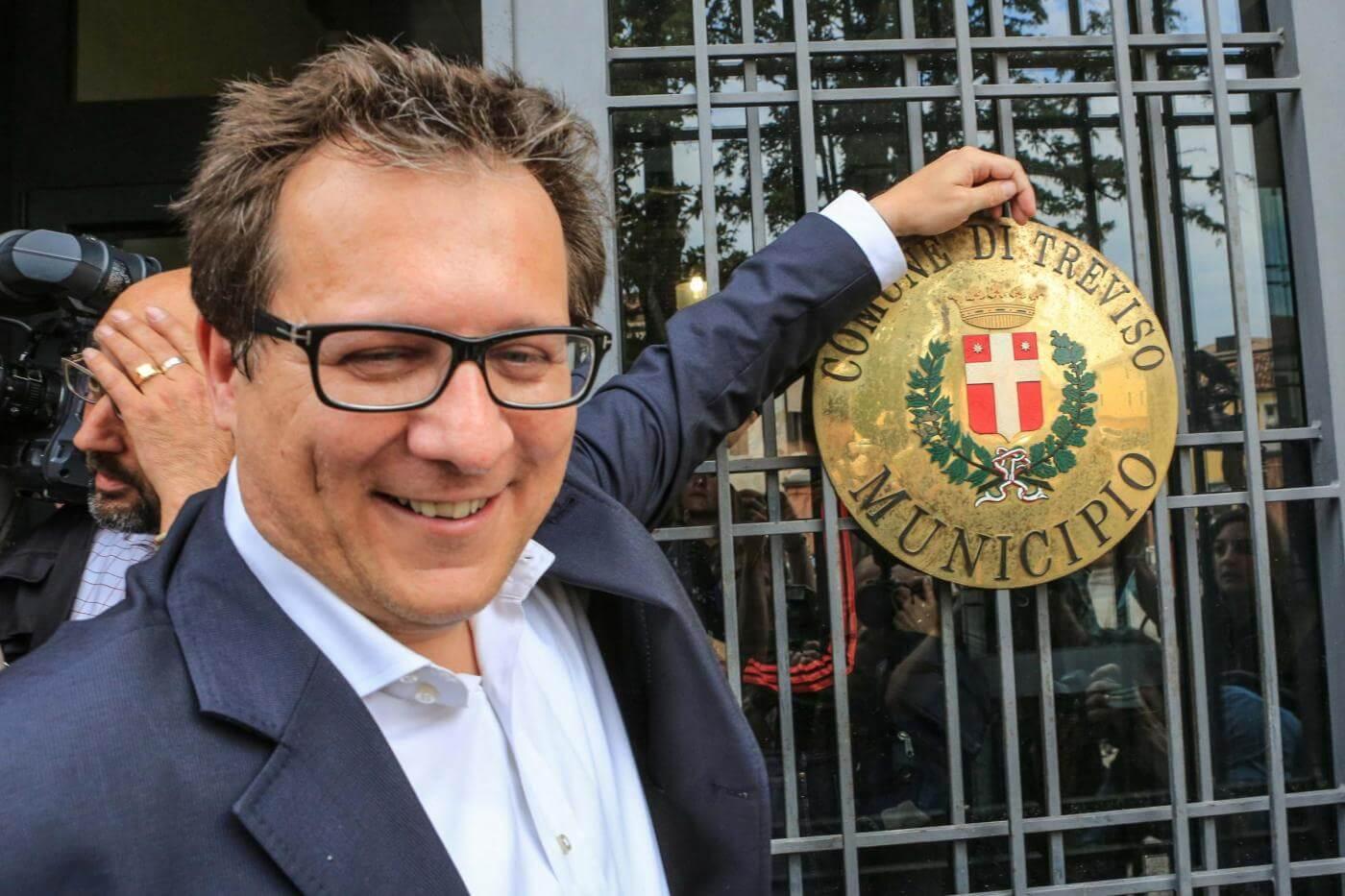 Il Sindaco di Treviso Giovanni Manildo (PD)
