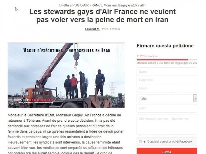petizione_air_france_iran